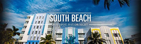 Art Deco South Beach Miami
