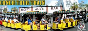 Conch Tour Train Key West