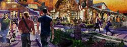 Jock Lindsey's Hangar Bar @ Disney Springs