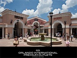 Premium Outlets International Drive Orlando