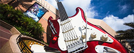 Rock'n Roller Coaster Hollywood Studios