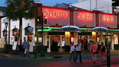 Sloppy Joes Bar Key West