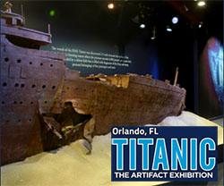 Titanic Orlando